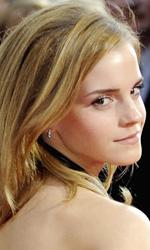 In foto Emma Watson (28 anni) Dall'articolo: Harry Potter e il principe mezzosangue: premiere a New York.