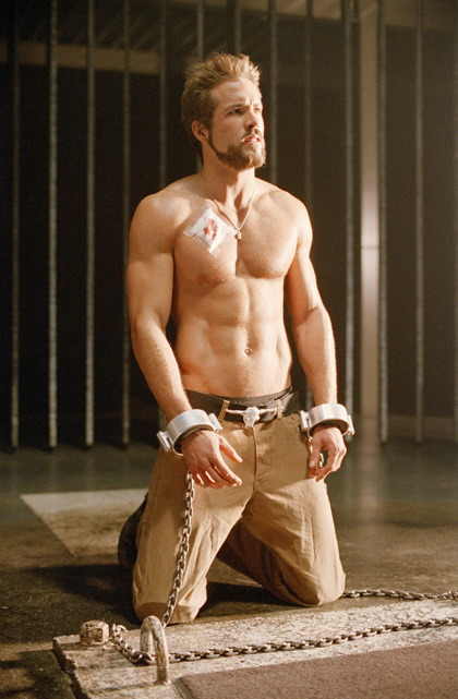 In foto Ryan Reynolds (45 anni) Dall'articolo: Green Lantern: scelto Ryan Reynolds.