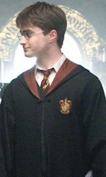 In foto Daniel Radcliffe (29 anni) Dall'articolo: Harry Potter 6: la tua immagine su La Gazzetta del Profeta.