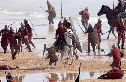 In foto Russell Crowe (56 anni) Dall'articolo: Robin Hood: Danny Huston sarà Re Riccardo.