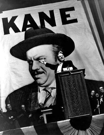 In foto Orson Welles Dall'articolo: Film in Tv: L'insonnia del cinema.