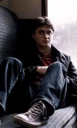 In foto Daniel Radcliffe (29 anni) Dall'articolo: Harry Potter e il tema del rimpianto.