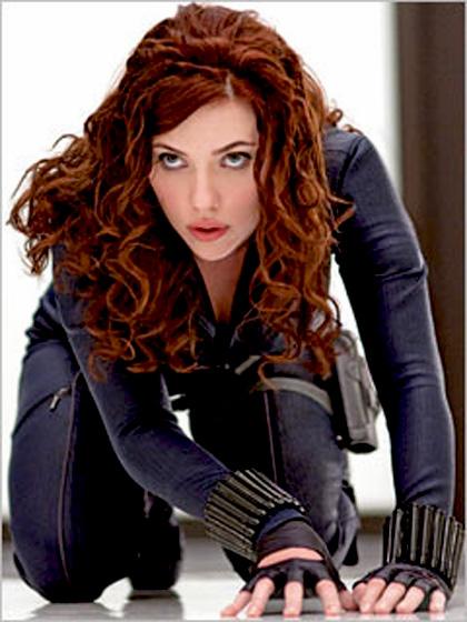 In foto Scarlett Johansson (34 anni) Dall'articolo: Iron Man 2: ecco Black Widow.