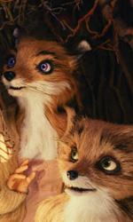 Un'immagine di gruppo -  Dall'articolo: Fantastic Mr. Fox: prime immagini.