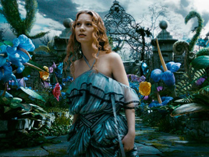 In foto Mia Wasikowska (30 anni) Dall'articolo: Alice in Wonderland: anticipazioni sul pannello del Comic-Con.