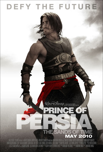 In foto Jake Gyllenhaal (38 anni) Dall'articolo: Prince of Persia: Sands of Time, i primi character poster.