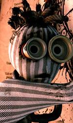In foto Crispin Glover (56 anni) Dall'articolo: Comic-Con: le immagini in anteprima di Entertainment Weekly.