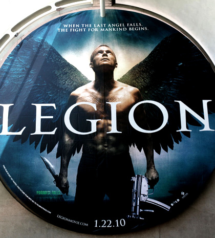 In foto Paul Bettany (49 anni) Dall'articolo: Legion: primo sguardo a Paul Bettany.