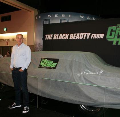 In foto Neal H. Moritz (61 anni) Dall'articolo: The Green Hornet: rivelata Black Beauty.