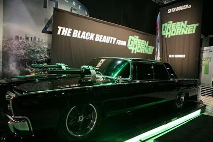 Black Beauty -  Dall'articolo: The Green Hornet: rivelata Black Beauty.