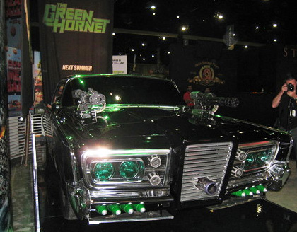 Black Beauty -  Dall'articolo: The Green Hornet: rivelata Black Beauty.
