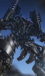 Concept art di Josh Nizzi di un'attacco -  Dall'articolo: Transformers 3: vedremo Unicron?.