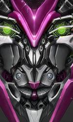 Concept art di Josh Nizzi di una testa -  Dall'articolo: Transformers 3: vedremo Unicron?.