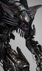 Concept art di Josh Nizzi di Jetfire -  Dall'articolo: Transformers 3: vedremo Unicron?.