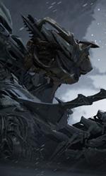 Concept art di Ryan Church, Nemesis -  Dall'articolo: Transformers 3: vedremo Unicron?.