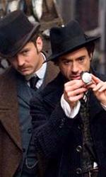 In foto Robert Downey Jr. (54 anni) Dall'articolo: Sherlock Holmes d'azione.