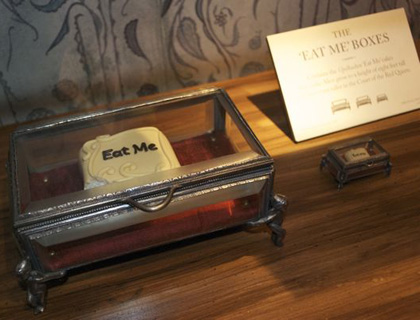 Mangiami -  Dall'articolo: Alice in Wonderland: il tè party al Comic-Con.