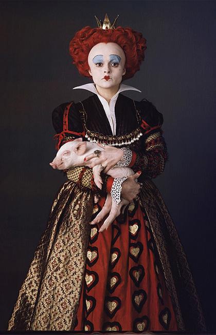 In foto Helena Bonham Carter (55 anni) Dall'articolo: Tutto il 3D che verrà.