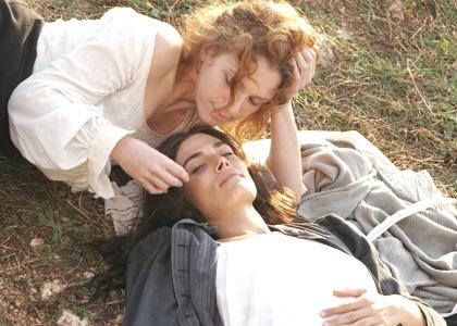 In foto Valeria Solarino (42 anni) Dall'articolo: Festival Internazionale del Film di Roma: i primi titoli italiani in programma.
