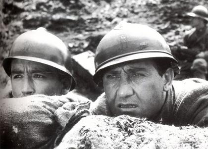 In foto Vittorio Gassman Dall'articolo: Storia 'poconormale' del cinema: i grandi narratori.