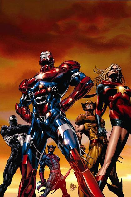 I Dark Avengers -  Dall'articolo: Louis Leterrier e il suo sogno sulla quadrilogia degli Avengers.