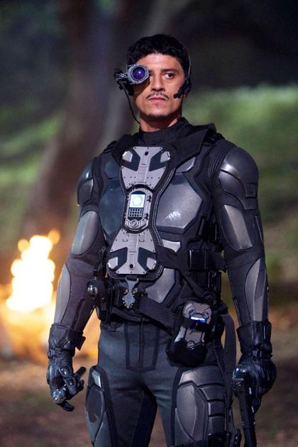 In foto Saïd Taghmaoui (46 anni) Dall'articolo: G.I.Joe: La nascita dei Cobra, confermato il sequel.
