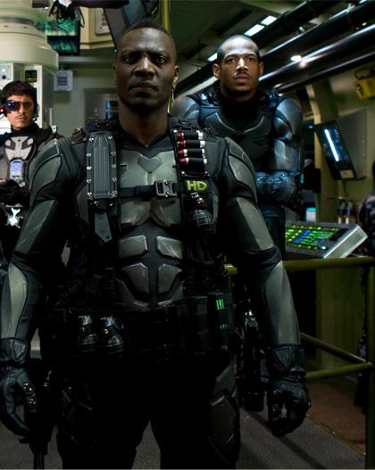 In foto Adewale Akinnuoye-Agbaje (52 anni) Dall'articolo: G.I.Joe: La nascita dei Cobra, confermato il sequel.