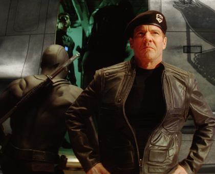 In foto Dennis Quaid (65 anni) Dall'articolo: G.I.Joe: La nascita dei Cobra, confermato il sequel.