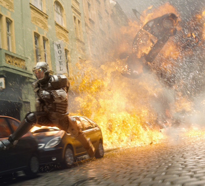 In foto Channing Tatum (39 anni) Dall'articolo: G.I.Joe: La nascita dei Cobra, confermato il sequel.