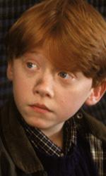 In foto Rupert Grint (31 anni) Dall'articolo: Harry Potter e la pietra filosofale avrà un'edizione estesa?.