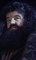 In foto Robbie Coltrane (69 anni) Dall'articolo: Harry Potter e la pietra filosofale avrà un'edizione estesa?.