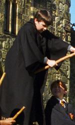 Neville, Ron, Harry ed Hermione -  Dall'articolo: Harry Potter e la pietra filosofale avrà un'edizione estesa?.