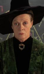 In foto Maggie Smith (85 anni) Dall'articolo: Harry Potter e la pietra filosofale avrà un'edizione estesa?.