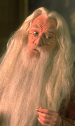 In foto Richard Harris (89 anni) Dall'articolo: Harry Potter e la pietra filosofale avrà un'edizione estesa?.