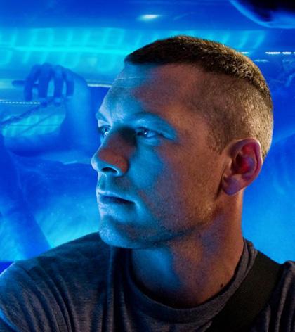 In foto Sam Worthington (43 anni) Dall'articolo: Avatar: ecco il look di Sam Worthington.