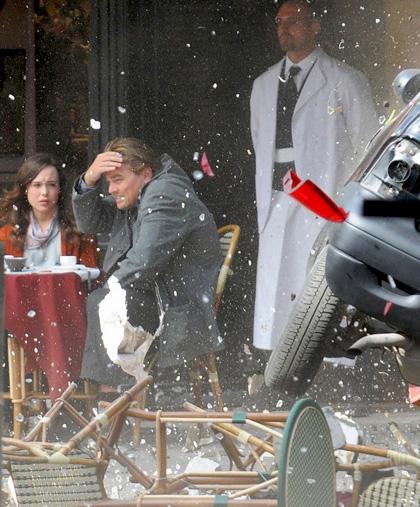 In foto Ellen Page (33 anni) Dall'articolo: Inception: rivelata la possibile descrizione del trailer.