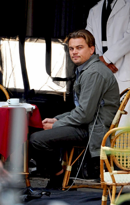 In foto Leonardo DiCaprio (44 anni) Dall'articolo: Inception: rivelata la possibile descrizione del trailer.