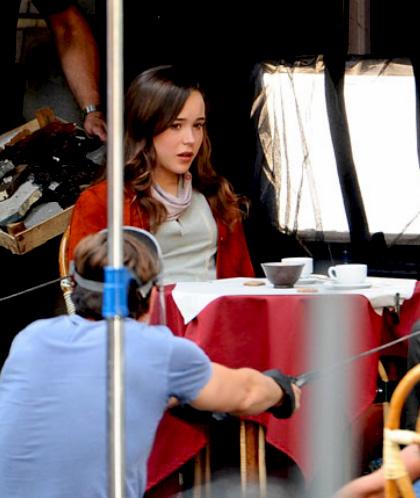 In foto Ellen Page (32 anni) Dall'articolo: Inception: rivelata la possibile descrizione del trailer.