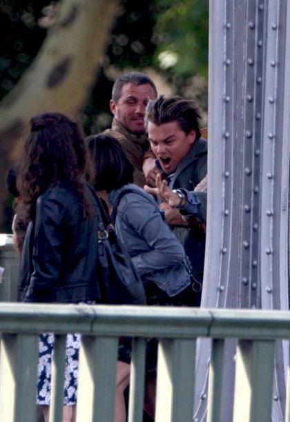 In foto Leonardo DiCaprio (46 anni) Dall'articolo: Inception: rivelata la possibile descrizione del trailer.