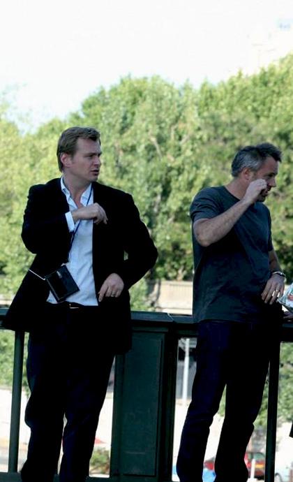 In foto Clifford Rose Dall'articolo: Inception: rivelata la possibile descrizione del trailer.