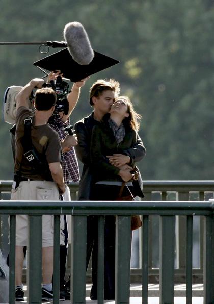 In foto Leonardo DiCaprio (47 anni) Dall'articolo: Inception: rivelata la possibile descrizione del trailer.