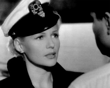 In foto Rita Hayworth Dall'articolo: Film in Tv: Storie di uomini folli e di donne tormentate.