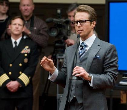 In foto Sam Rockwell (50 anni) Dall'articolo: Iron Man 2: Whiplash indosserà una seconda Mark suit?.