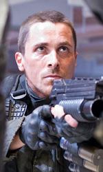 Terminator 5 potrebbe non vedere la luce - John Connor (Christian Bale)