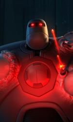 Una scena del film -  Dall'articolo: Astro Boy: il poster finale.