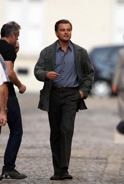 In foto Leonardo DiCaprio (45 anni) Dall'articolo: Inception: rivelati alcuni dettagli della trama.