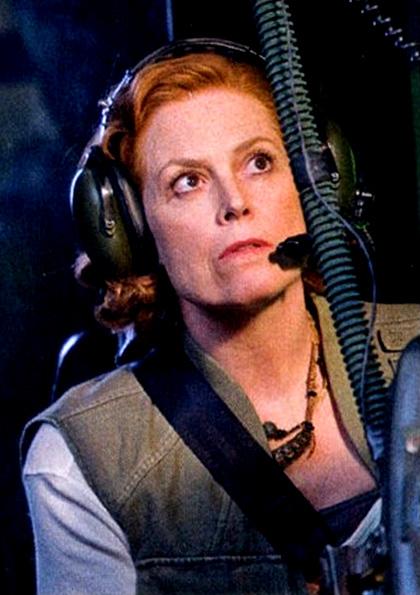 In foto Sigourney Weaver (71 anni) Dall'articolo: Avatar: prime immagini dei Na'vi.