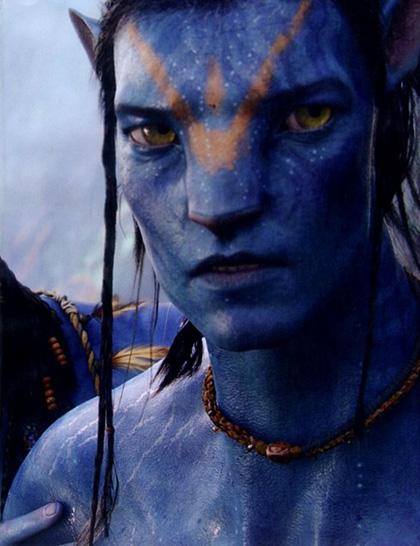 In foto Sam Worthington (44 anni) Dall'articolo: Avatar: prime immagini dei Na'vi.