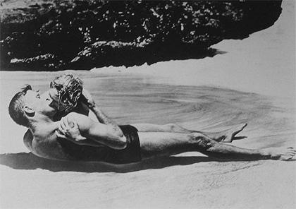 In foto Burt Lancaster Dall'articolo: Storia 'poconormale' del cinema: quei magnifici anni Cinquanta (3^ parte).