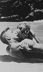 In foto Burt Lancaster (108 anni) Dall'articolo: Storia 'poconormale' del cinema: quei magnifici anni Cinquanta (3^ parte).